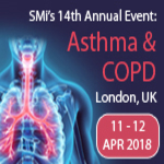 Asthma & COPD, 11-12 April 2018 Copthorne Tara Hotel