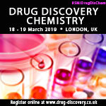 SMi's 3rd Annual Drug Discovery Chemistry, Developing your R&D pipeline with strategies to deliver small molecules, 18 – 19 March 2019, Copthorne Tara Hotel, London, UK