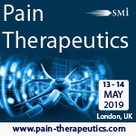 SMi's 19th Annual Pain Therapeutics Conference, 13 and 14 May 2019, Workshop: 15 May 2019, Copthorne Tara Hotel, London, UK