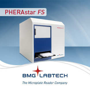 PHERAstar FS - The Gold-Standard for HTS Microplate Readers