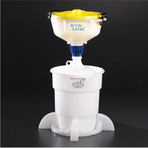"8"" ECO Funnel System, 4 Liter, neck finish 38-430"