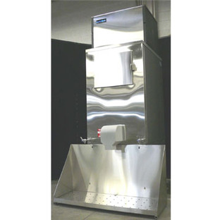 SCI-FAB - Safe Industrial Ice & Water Dispensing