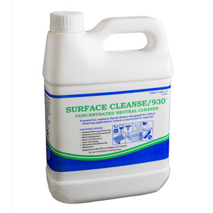 Surface-Cleanse/930 Neutral Cleaner