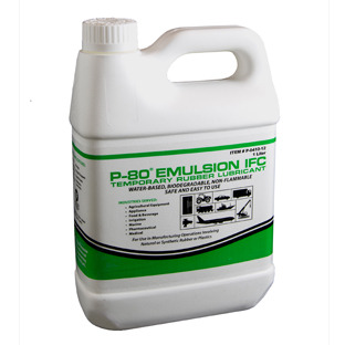 P-80 Emulsion IFC for Incidental Food Contact