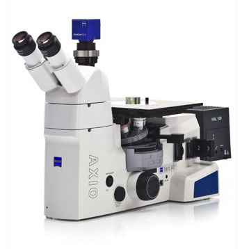ZEISS Axio Vert.A1 Inverted Microscope for Industry