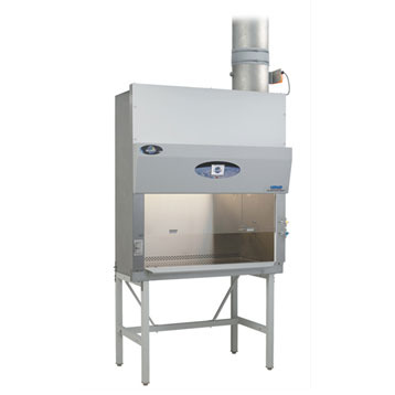 LabGard ES (Energy Saver) NU-435 Class II, Type B2 Biological Safety Cabinet Fume Hood