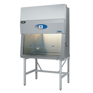 CellGard ES (Energy Saver) NU-480 Class II, Type A2 Biological Safety Cabinet