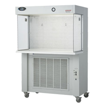 Airegard NU-301 Horizontal AirFlow Workstation (24 in Depth)