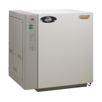US AutoFlow NU-4950 Water-Jacketed CO2 Incubator with Oxygen Control System