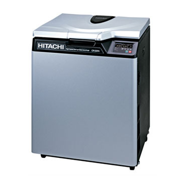 Hitachi Koki himac CR22N High-Speed Refrigerated Centrifuge